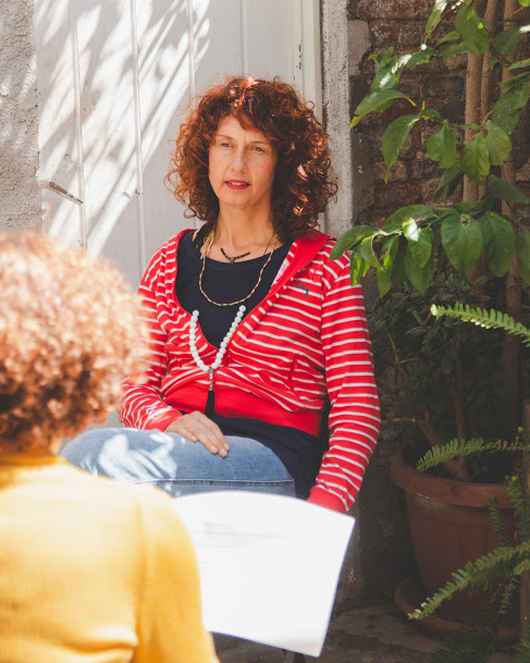 Conversación con Anna Vivó