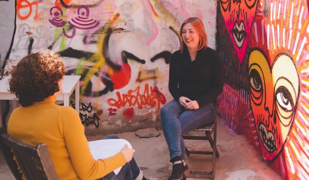 Conversación con Rosa Barquero