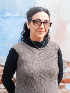Norma-Irene Garcia - Profesora de Arteterapia