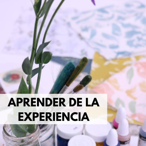 TALLER ONLINE DE ARTETERAPIA APRENDER DE LA EXPERIENCIA