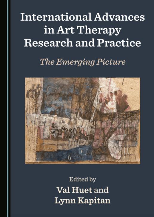 Libro Avances internacionales en la investigación y la práctica de arteterapia